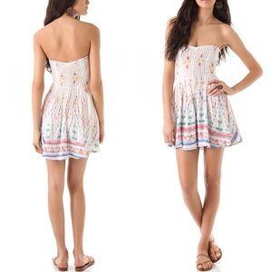 43a70cafc823 Indah Dresses | Wren Pleated Strapless Tube Mini Dress | Poshmark